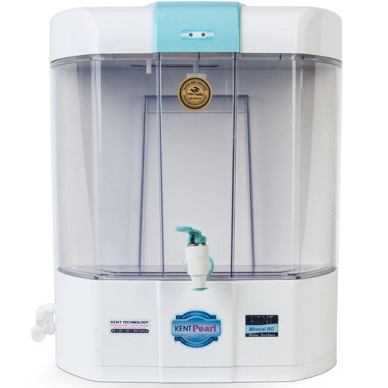 دستگاه تصفیه آب رومیزی-دیواری کنت مدل pearl