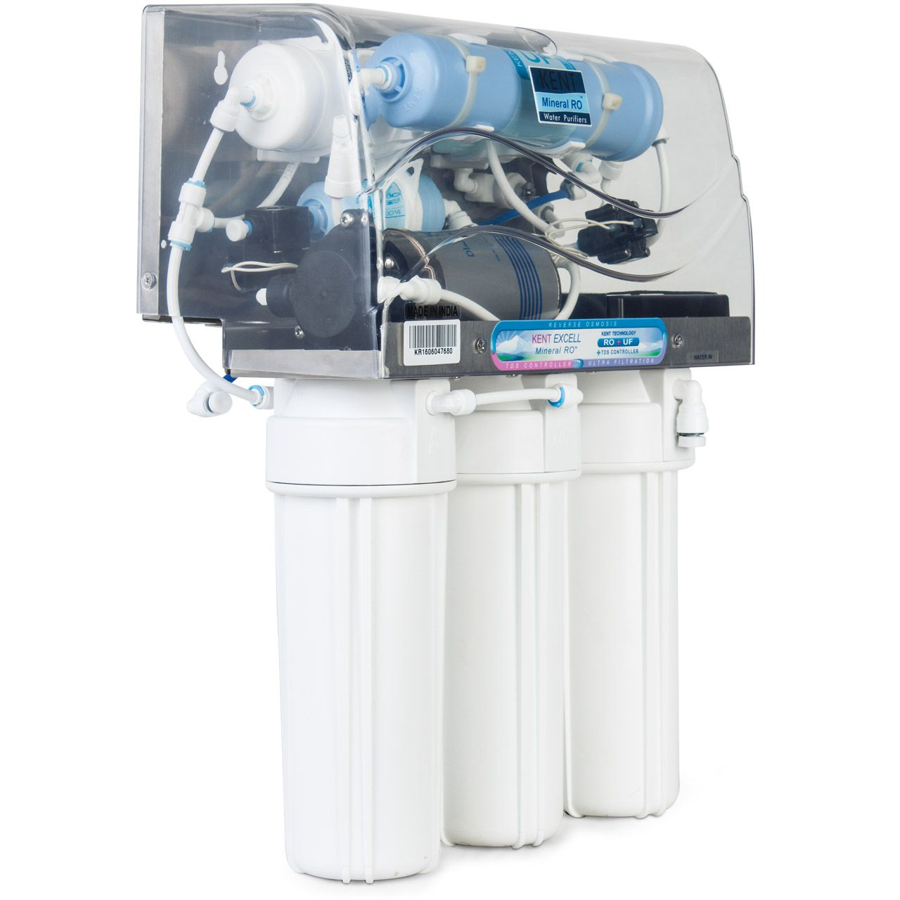دستگاه تصفیه آب زیر سینکی کنت مدل اکسل (Kent Excell)