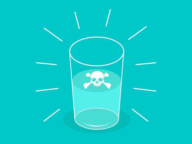 تاثیر آلاینده های آب بر روی سلامتی و روش های حذف معمول