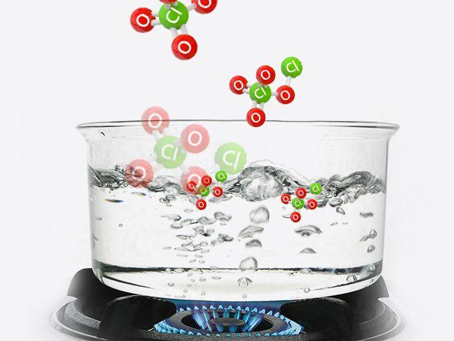 چگونه می توانیم کلر را از آب آشامیدنی خود حذف کنیم؟