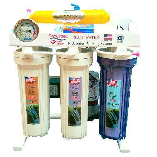 دستگاه تصفیه آب (آب شیرین کن) خانگی زیر سینکی Water Safe