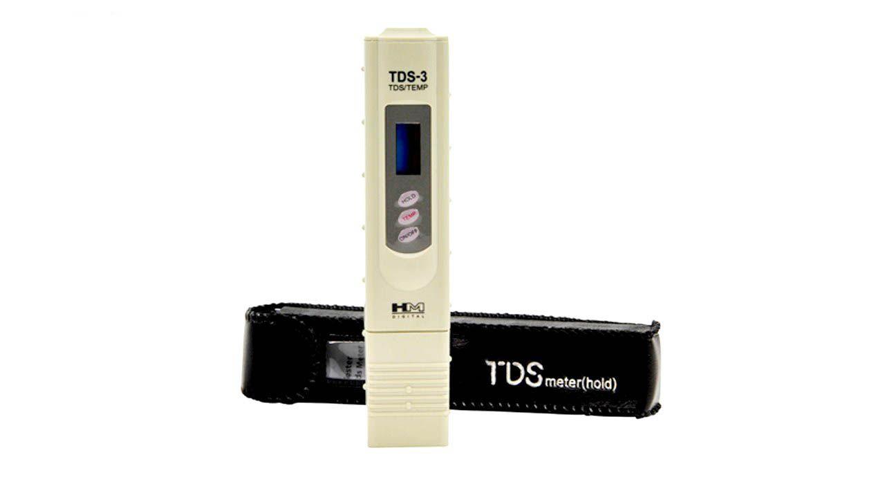 سختی سنج یا املاح سنج دستی آب HM مدل TDS-۳