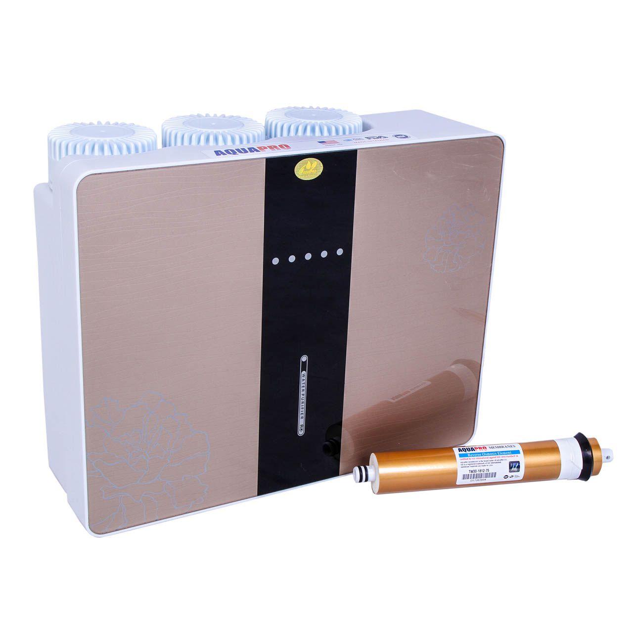 دستگاه تصفیه آب خانگی Aqua Pro مدل کیسی