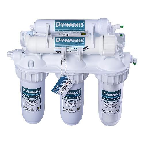 دستگاه تصفیه آب خانگی داینامیس (Dynamis)(بدون نیاز به برق)