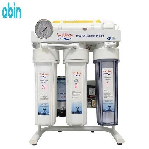 دستگاه تصفیه آب خانگی سافت واتر مدل SW