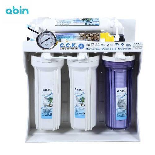 دستگاه تصفیه آب خانگی C.C.K مدل RO-02