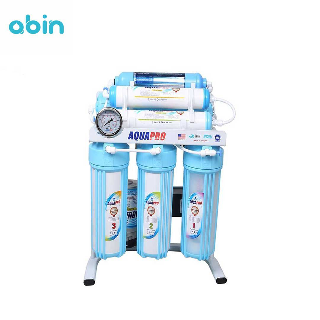 دستگاه تصفیه آب خانگی آکواپرو مدل RO7-ORP