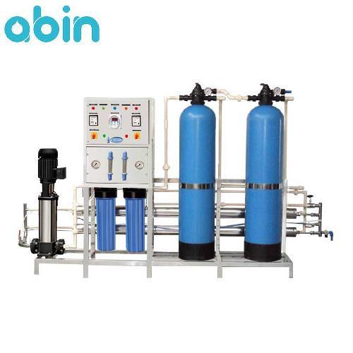 دستگاه تصفیه آب صنعتی 20 متر مکعب