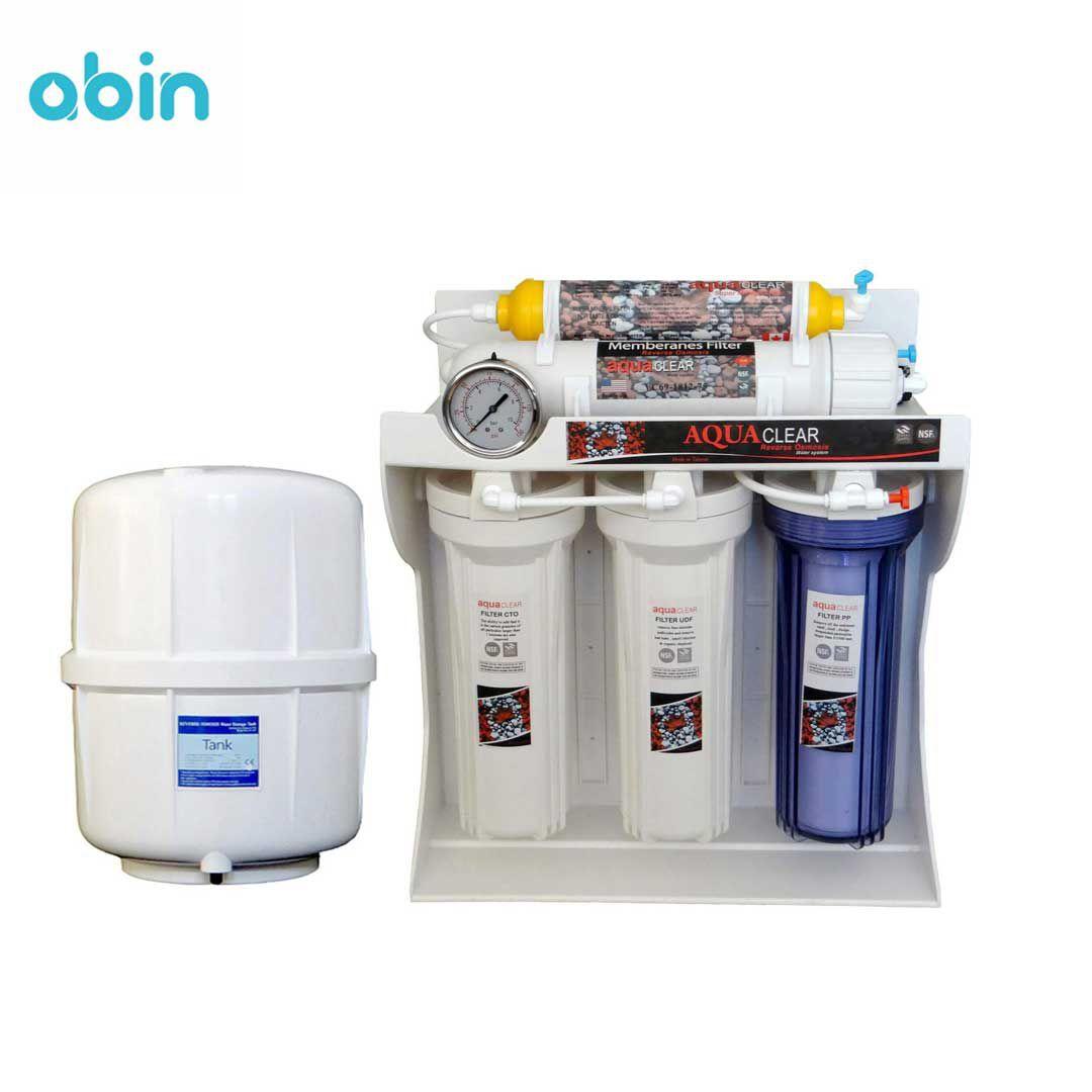 دستگاه تصفیه آب خانگی Aqua Clear مدل RO-C160