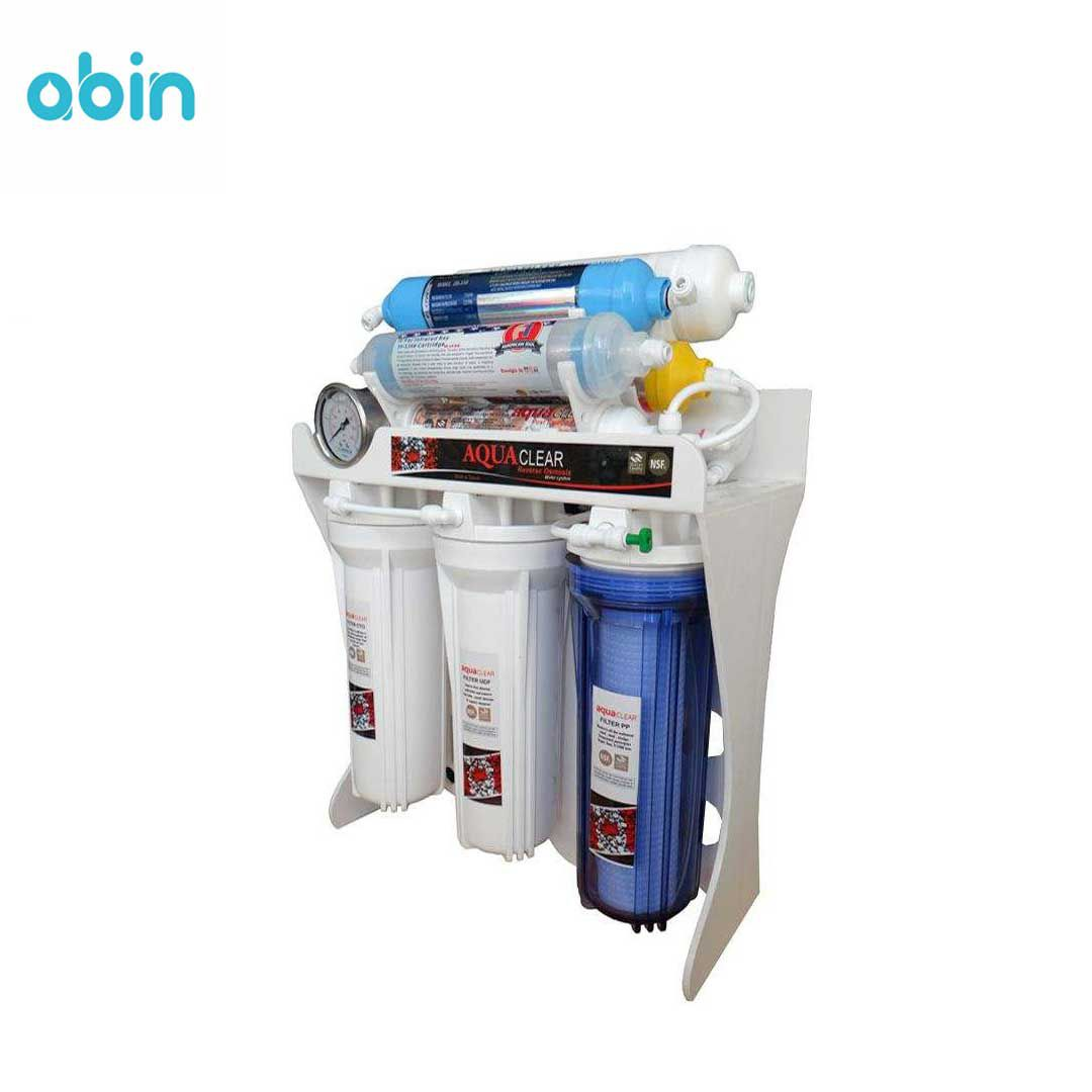 دستگاه تصفیه آب خانگی آکوا کلیر مدل RO-CN9240
