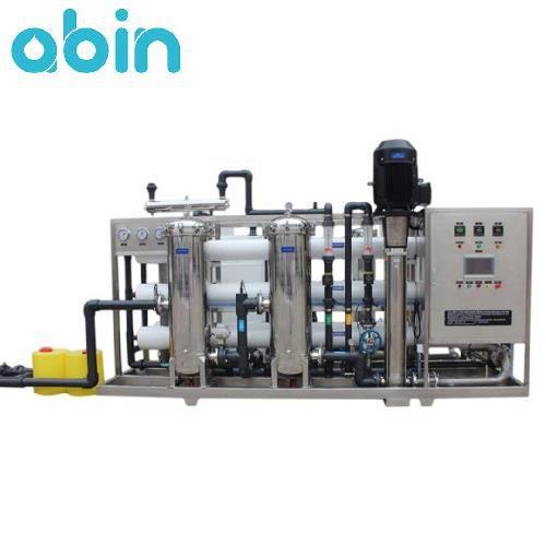 دستگاه تصفیه آب صنعتی 200 متر مکعب