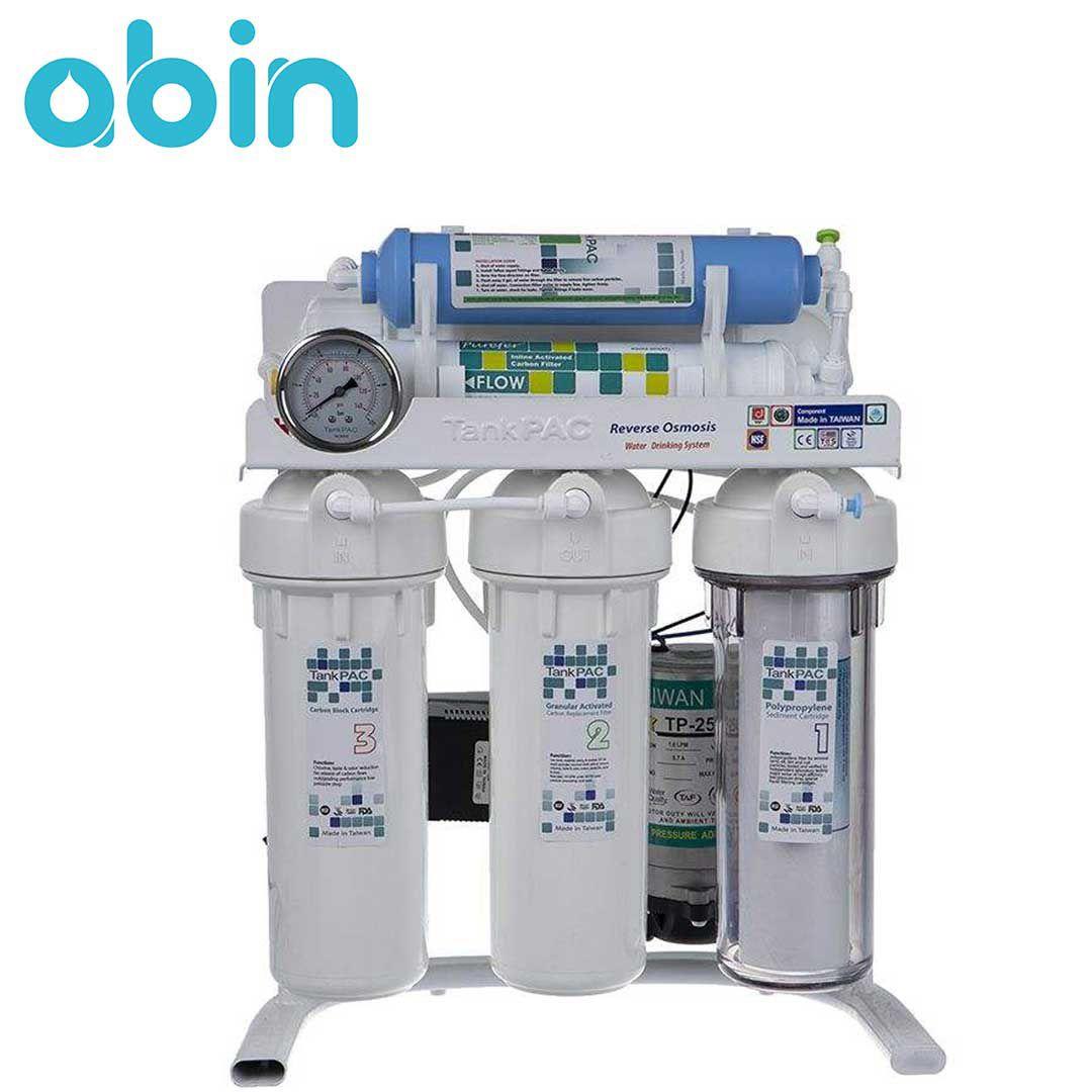 دستگاه تصفیه آب tank pac S8