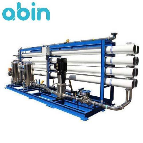 دستگاه تصفیه آب صنعتی 450 متر مکعب