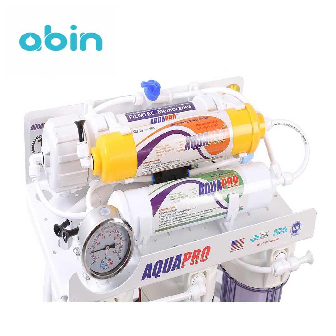 دستگاه تصفیه آب خانگی آکوا پرو مدل RO6-67S1