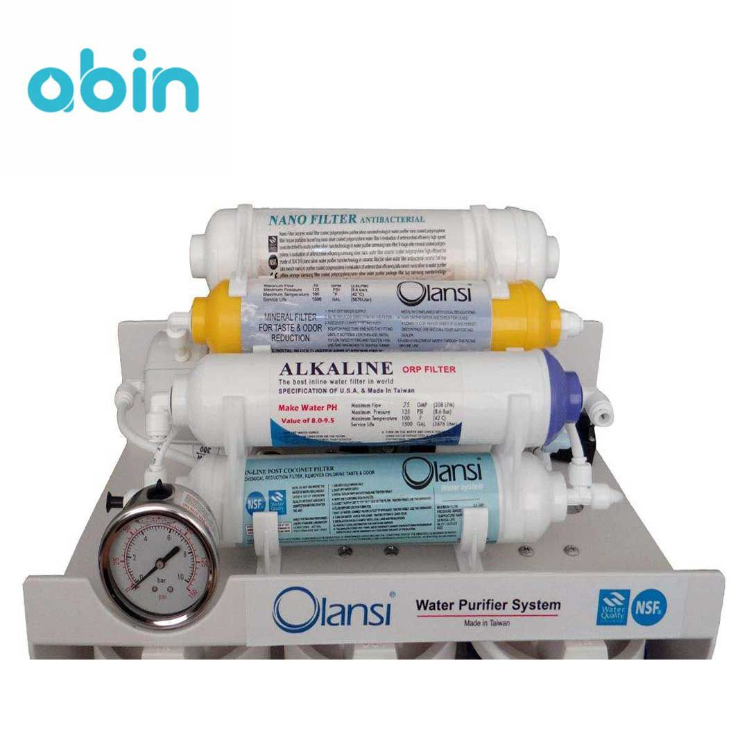 دستگاه تصفیه آب خانگی اولانسی(Olansi) مدل RO-A930