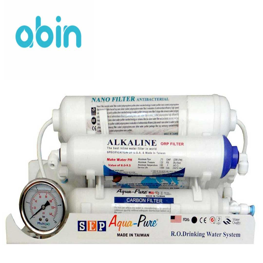 دستگاه تصفیه آب خانگی آکوا پیور مدل RO-Pure8-2060