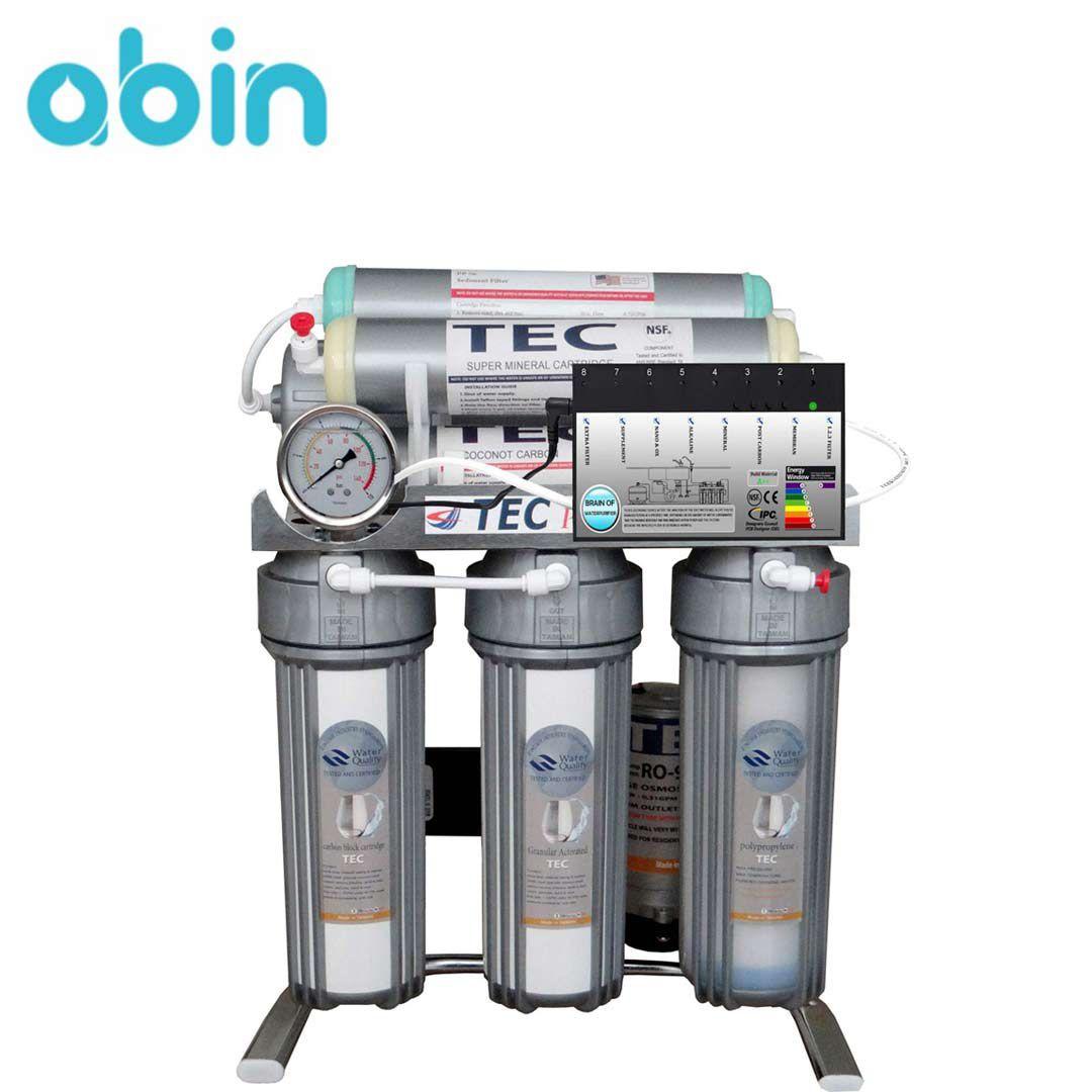 دستگاه تصفیه آب خانگی تک مدل Chrome2019- AT7300