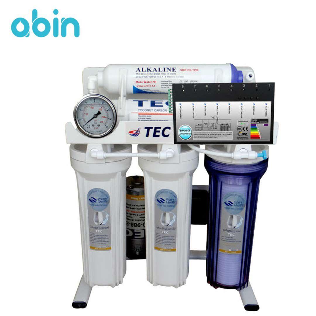 دستگاه تصفیه آب خانگی تک مدل RO-Brain-T5500