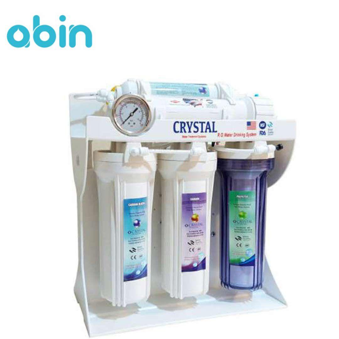دستگاه تصفیه آب خانگی کریستال کد 04