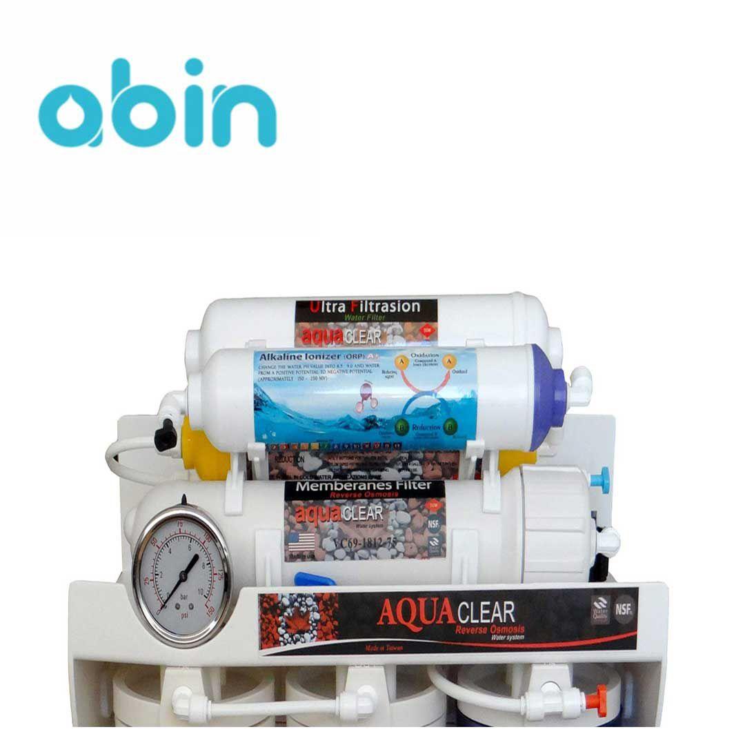 دستگاه تصفیه آب آکوا کلیر مدل RO-CUF 2020