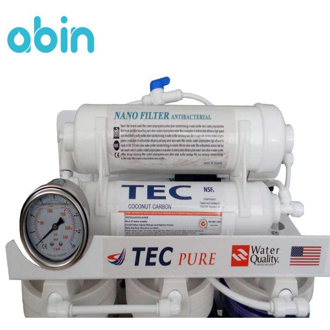 دستگاه تصفیه آب تک مدل RO-T 3817