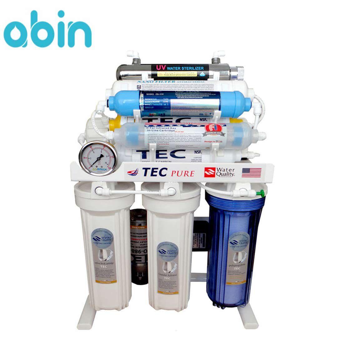 دستگاه تصفیه آب 10 مرحله ای تک مدل RO-TNX 2018