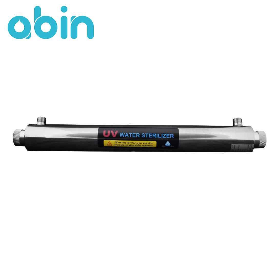 فیلتر تصفیه آب اشعه فرابنفش (UV) صنعتی