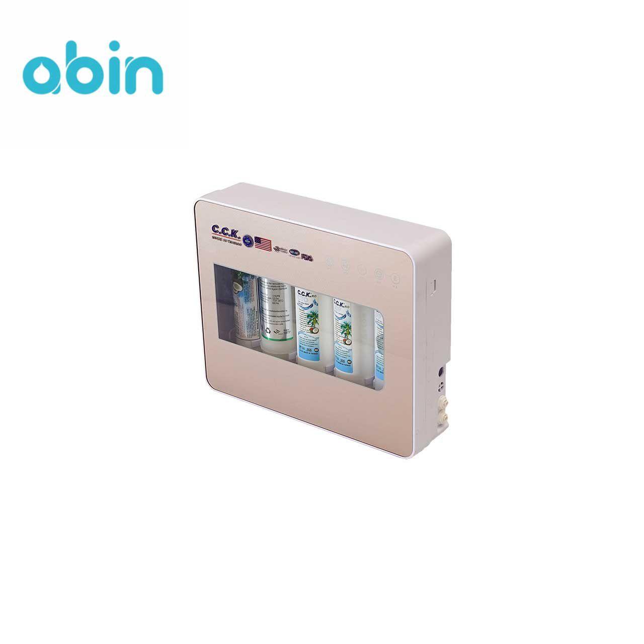 دستگاه تصفیه آب خانگی سی سی کا (CCK) مدل کیسی UF