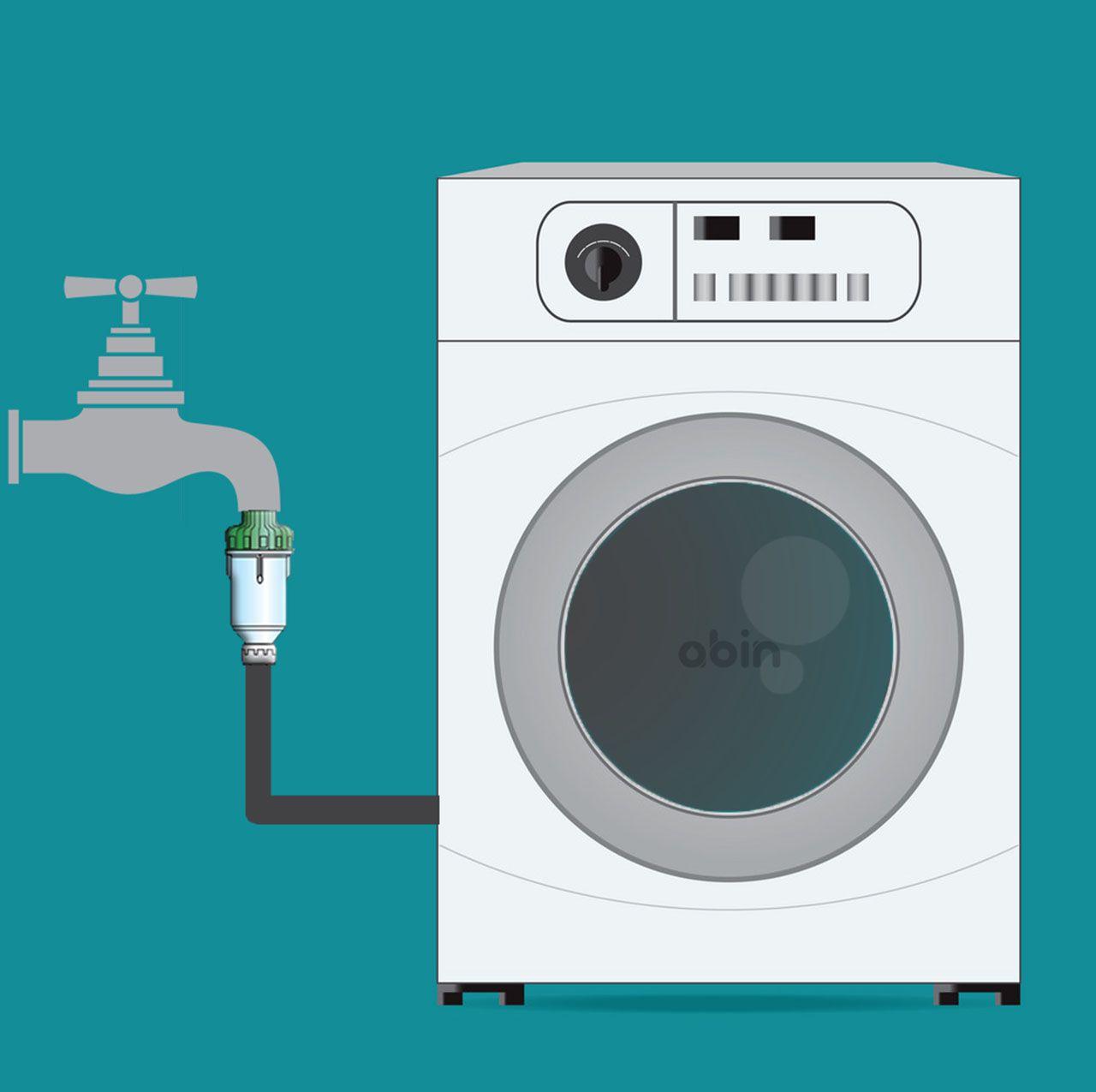 فیلتر ماشین لباسشویی و ظرفشویی سوفیلتر مدل SF-5800