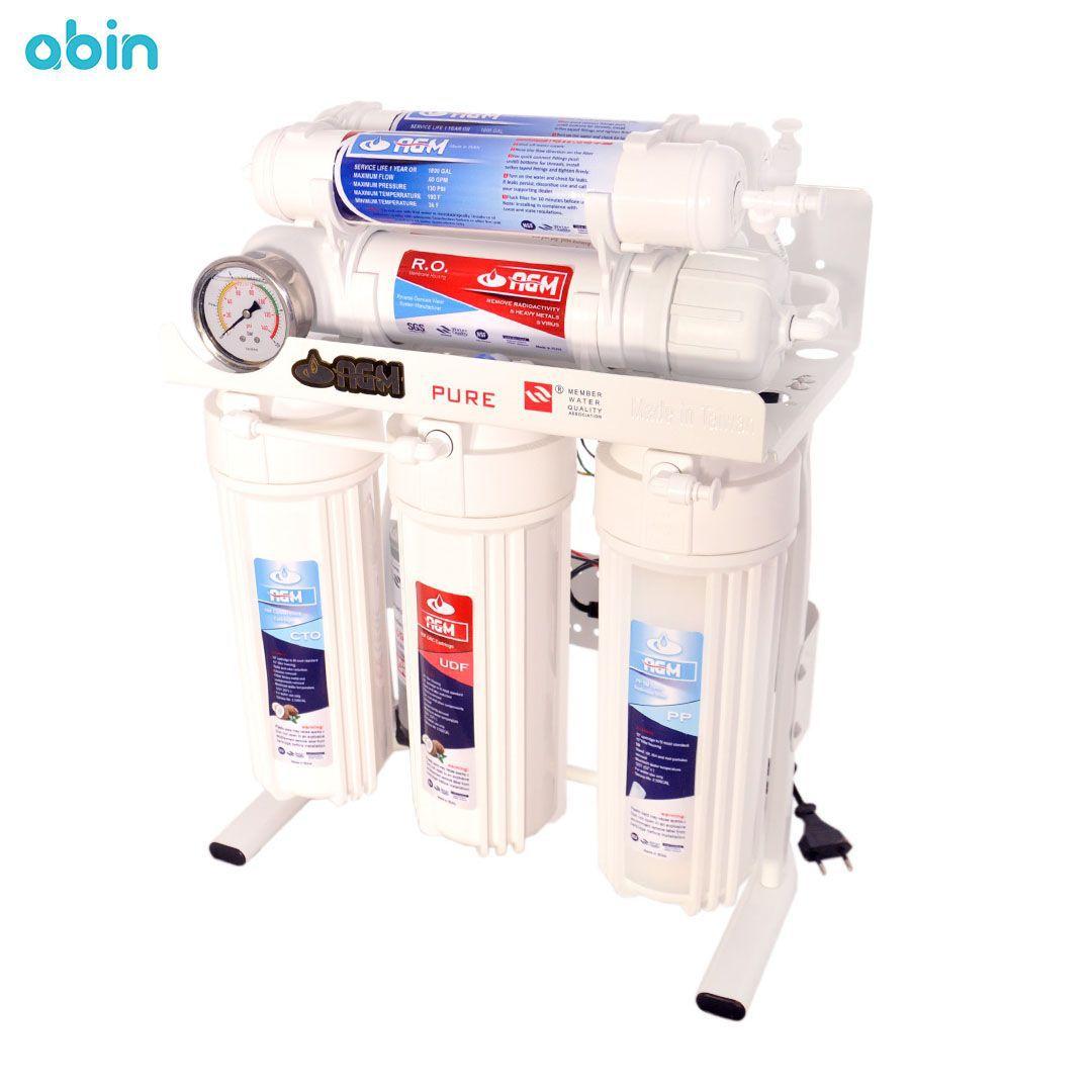 دستگاه تصفیه آب خانگی 7 مرحله ای قلیایی ای جی ام (AGM)