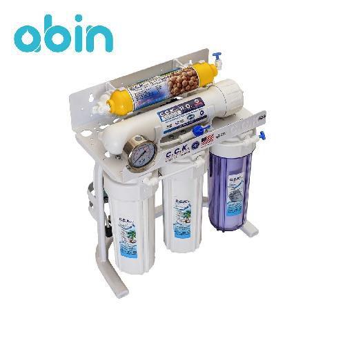 دستگاه تصفیه آب خانگی سی سی کا مدل CCK) 6s)
