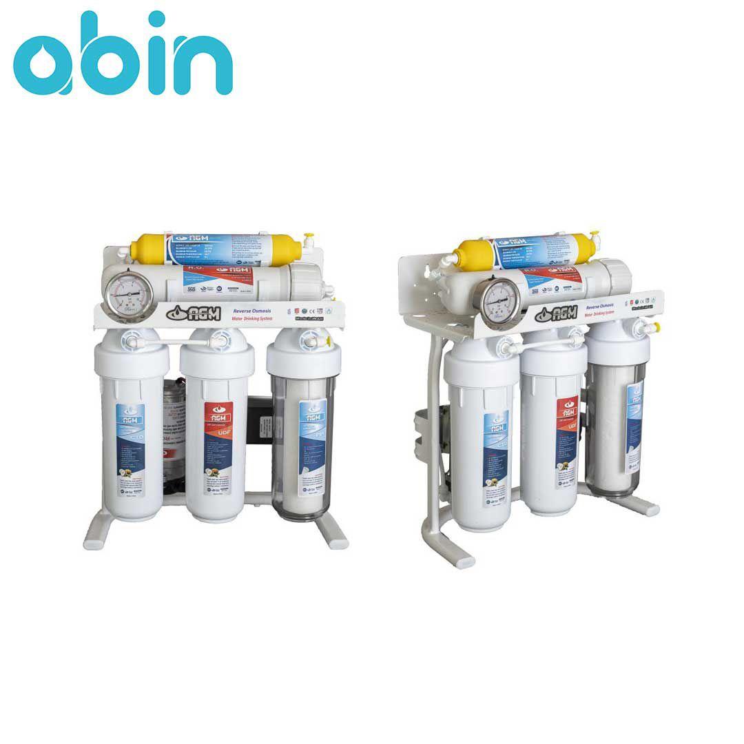 دستگاه تصفیه آب 6 مرحله ای ای جی ام (AGM) مونتاژ ایران