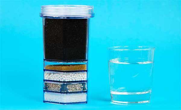حذف آلاینده ها از آب توسط کربن