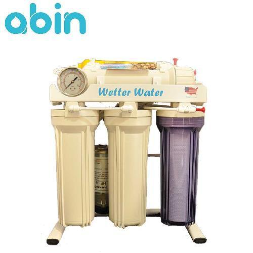دستگاه تصفیه آب وتر واتر شش مرحله ای (Wetter Water)