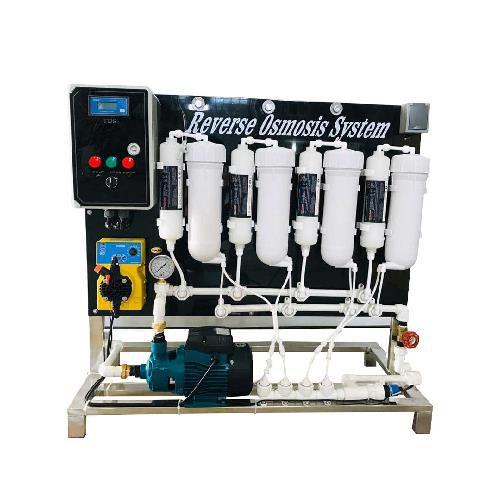 دستگاه تصفیه آب نیمه صنعتی 1600 گالن