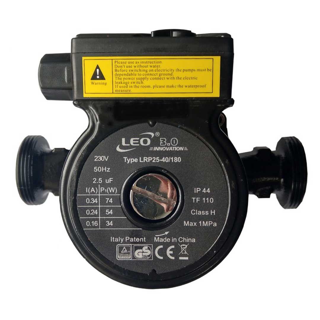 پمپ سیرکولاتور لئو (LEO) مدل LRP25-40/180