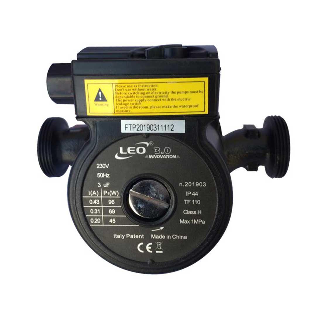 پمپ سیرکولاتور لئو (LEO) مدل LRP15-60B/130