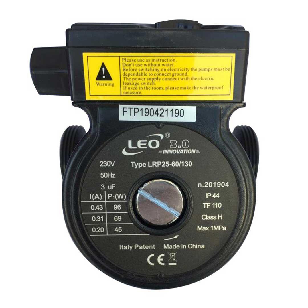 پمپ سیرکولاتور لئو (LEO) مدل LRP25-60/130