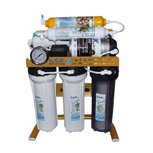 دستگاه تصفیه آب خانگی سی سی کا (C.C.K) مدل2019 RO-GOLD