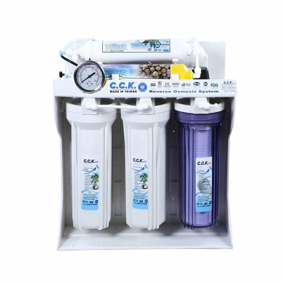 دستگاه تصفیه آب خانگی سی سی کا (cck) مدل RO-13
