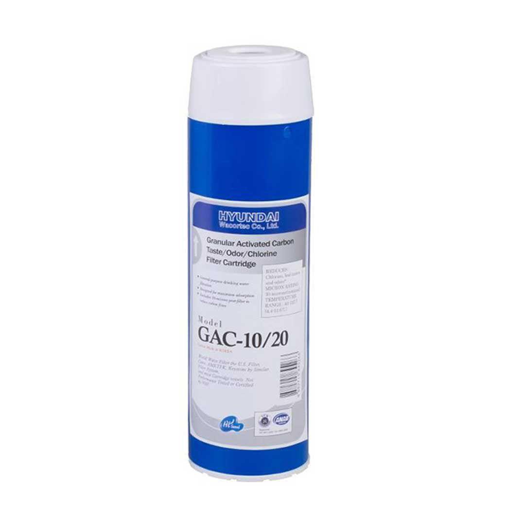 فیلتر کربن پودری هیوندای (HYUNDAI) واکورتک مدل GAC-10