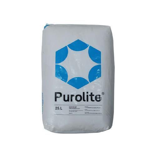 رزین پرولایت (PUROLITE) مدل C100سیکل Na