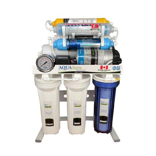 دستگاه تصفیه آب خانگی آکوا اسپرینگ (Aqua Spring) مدل RO-S157