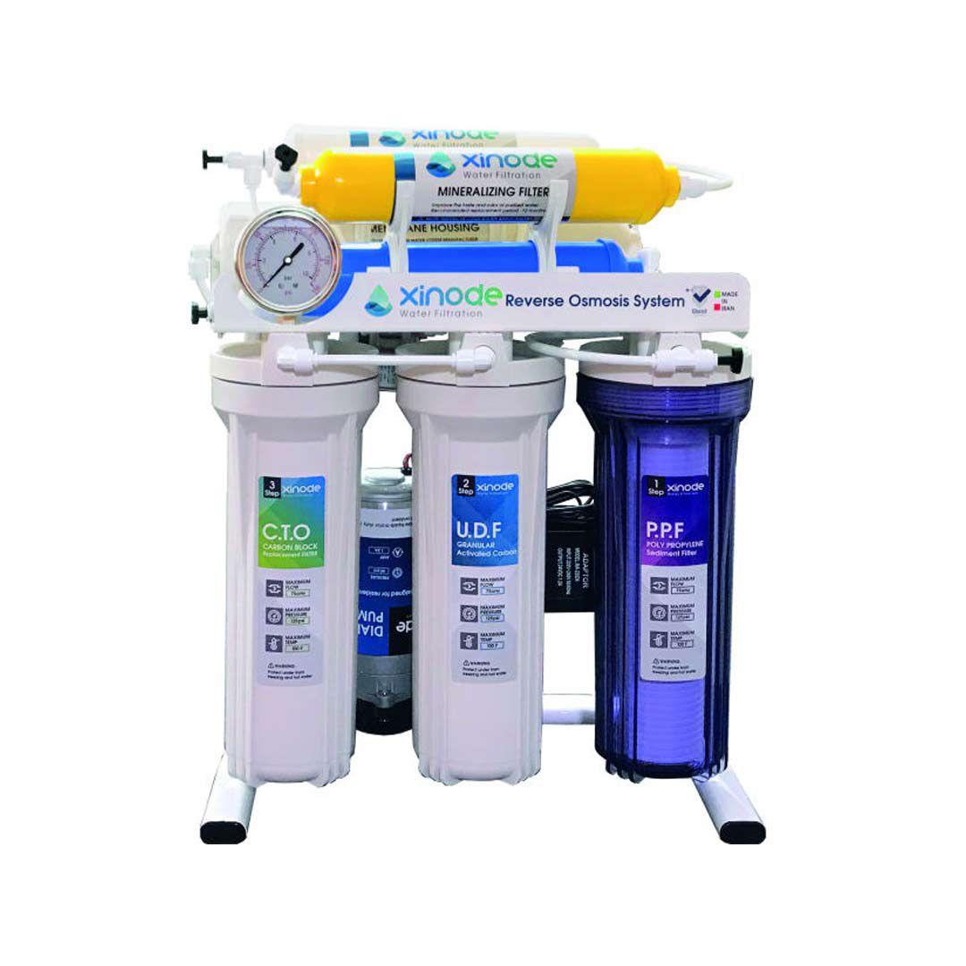 دستگاه تصفیه آب خانگی زینود (Xinode) مدل AXS-205HB