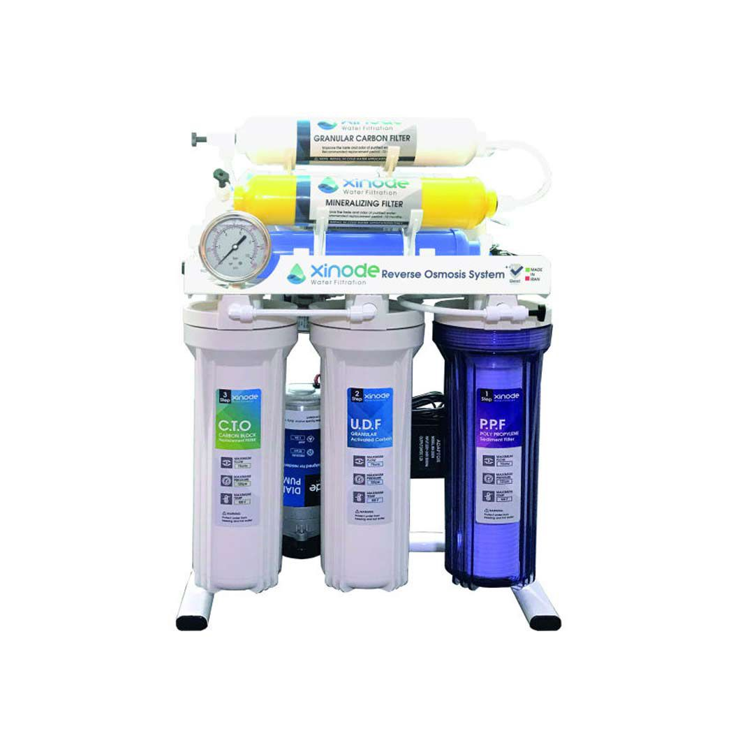 دستگاه تصفیه آب خانگی زینود (Xinode)مدل AXS-305HB