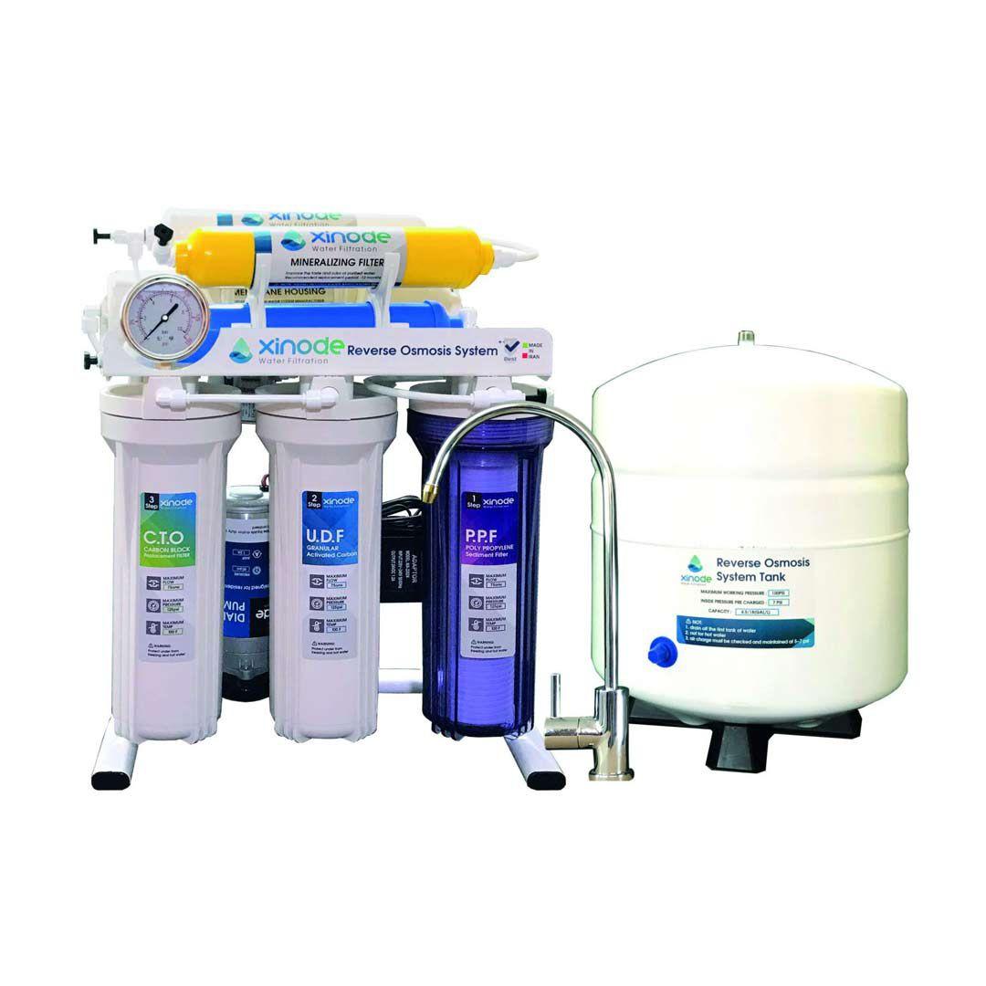 دستگاه تصفیه آب خانگی زینود(Xinode) مدل AXS110HB