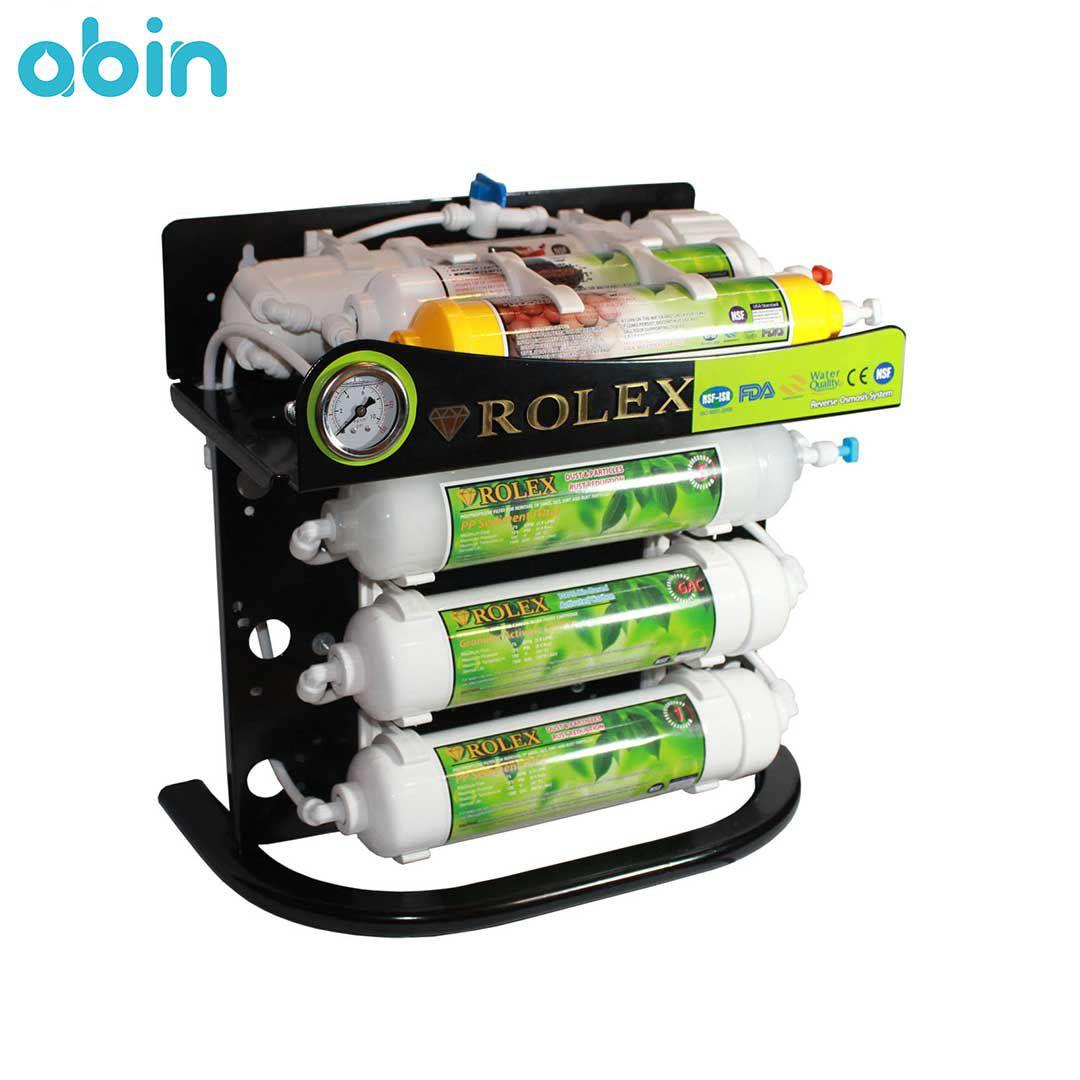 دستگاه تصفیه آب خانگی رولکس مدل RO-B6