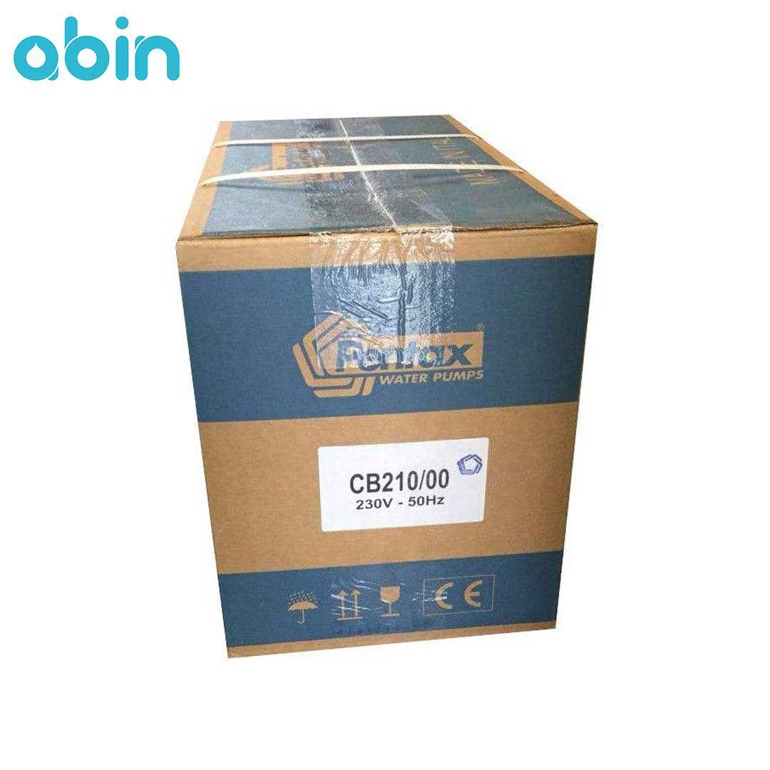 پمپ آب خانگی پنتاکس (Pentax) مدل CB210/00