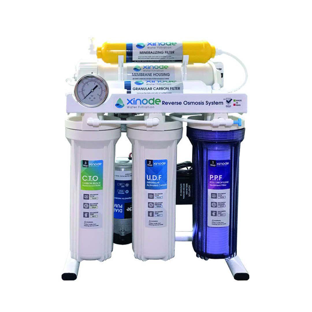 دستگاه تصفیه آب خانگی زینود (Xinode) مدل AXC-105 HB