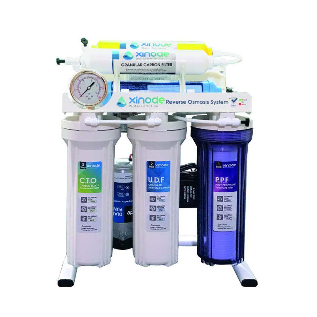 دستگاه تصفیه آب خانگی زینود مدل AXC–405 HB